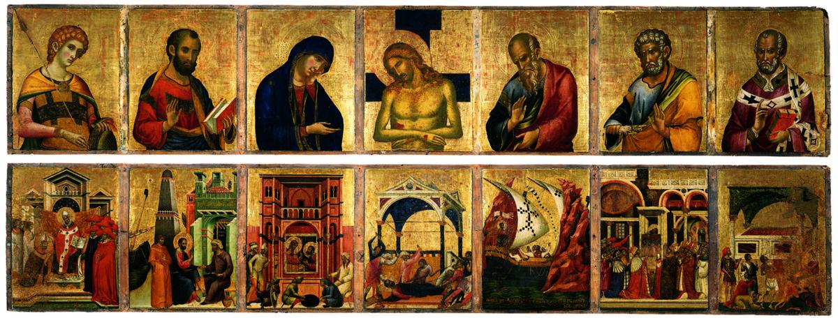 San Marco Un santo di Stato