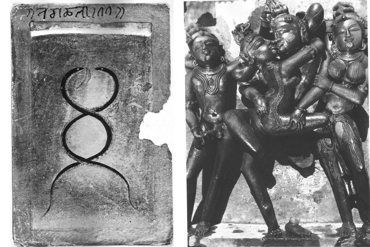 La scoperta dei templi