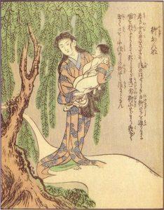 shunsenyanagi-onna